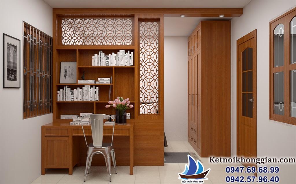 thiết kế phòng ngủ hợp lý