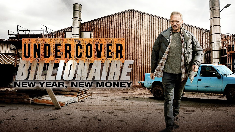 Undercover Billionaire: New Year, New Money