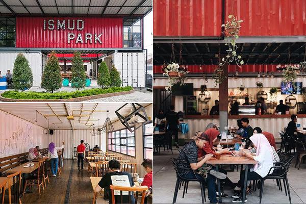 Ismud Park Cafe Medan