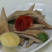 Hummus & Wholemeal Pitta Soldiers