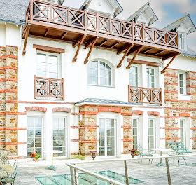 hôtel particulier à Pléneuf-Val-André (22)