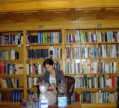 Photo: Szegedtől Szegedig 2008 Túri Timea költő- és írónő felolvasása