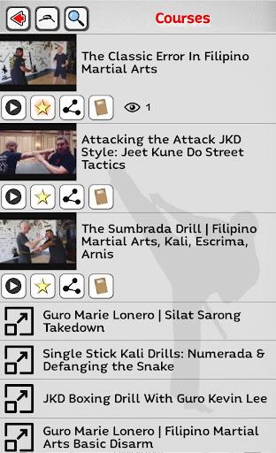 Martial Arts - Training and workouts 2.76 Screenshots 5