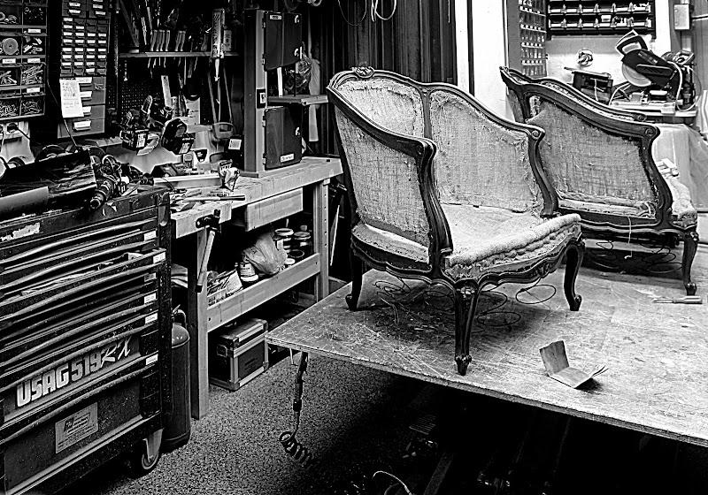 Il tavolo dell'artigiano di Naldina Fornasari