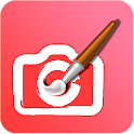 Paint Photo Editor Pro icon
