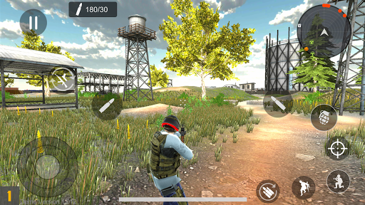PVP Shooting Battle 2020 Online and Offline game. apkpoly screenshots 4