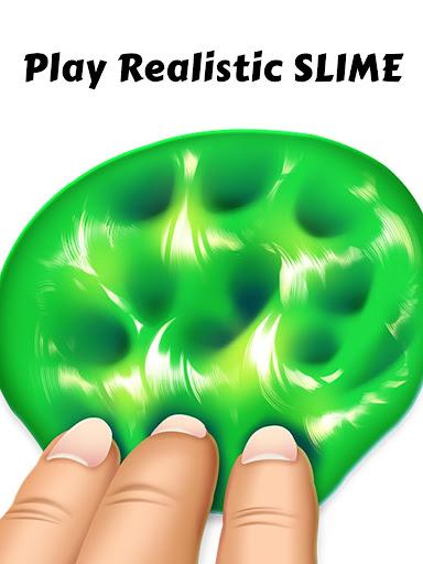 Slime Simulator Time : Make Super ASMR  screenshots 12
