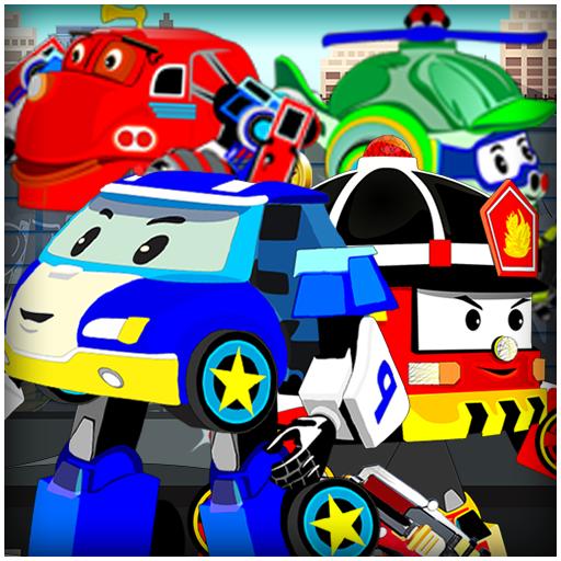 冒險App|Robot Car JetFire LOGO-3C達人阿輝的APP