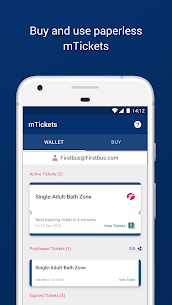 First Bus – Plan, buy mTickets & live bus times 3