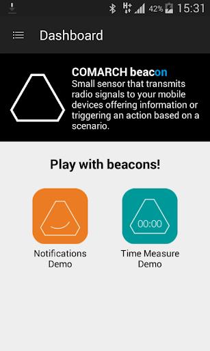 Comarch BeacON