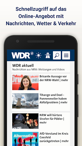 WDR screenshot 3