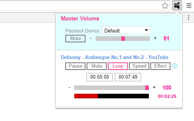 Volume Control for HTML5 Video & Audio Tag