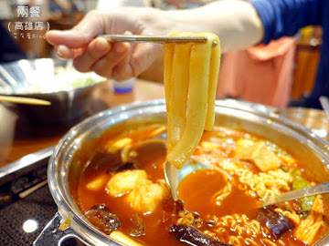 兩餐두끼 韓國年糕火鍋