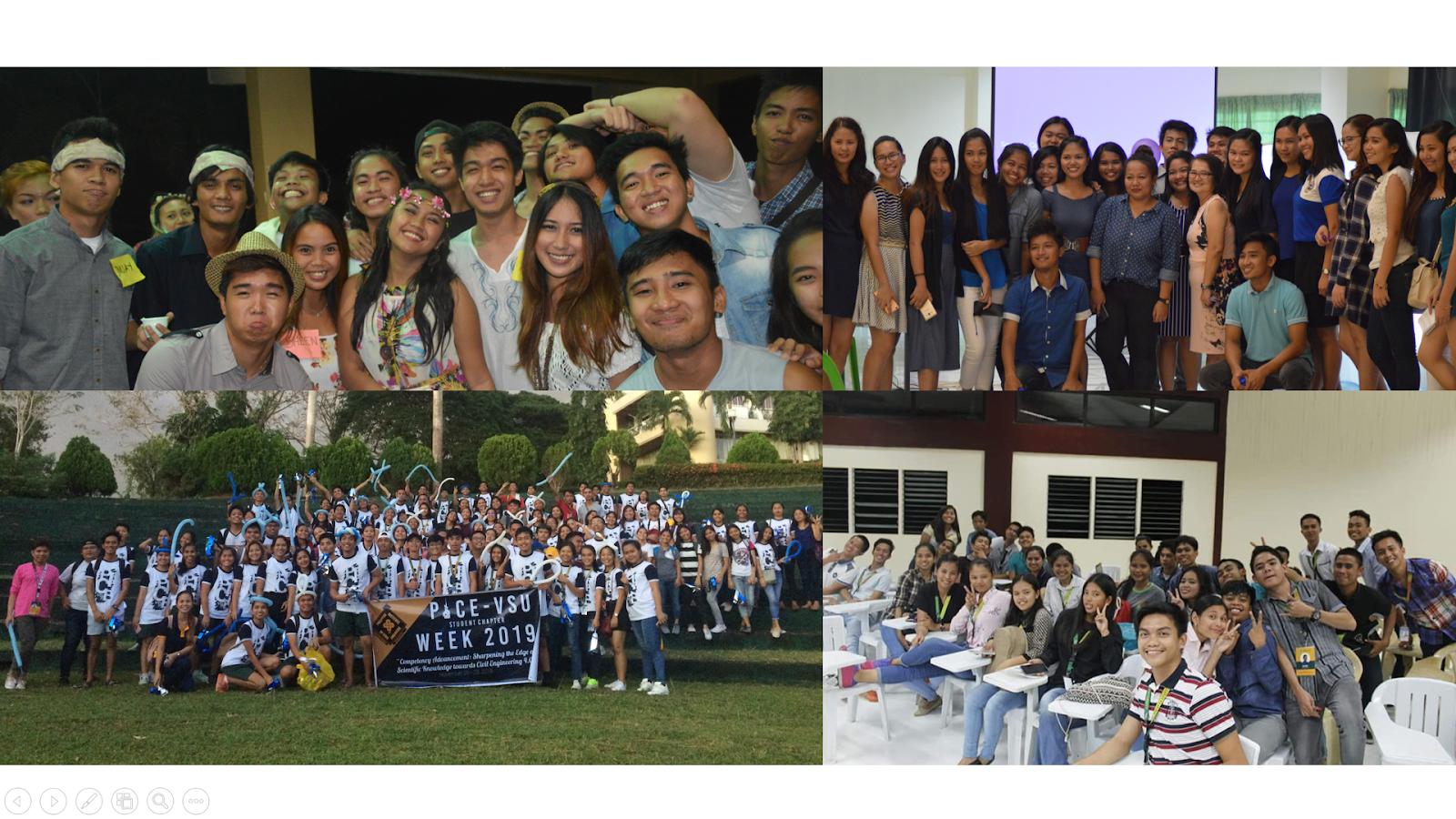 NOTABLE ALUMNI. Student Engagement in Various Socio-Cultural Activities
