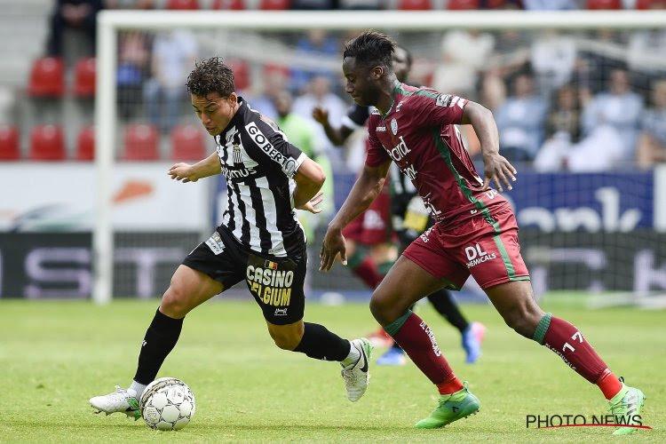 🎥 Ex-speler van Zulte Waregem geeft heerlijke assist tegen Romelu Lukaku en co