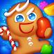 ハロー!ブレイブクッキーズ:クッキーランマッチ3パズル - Androidアプリ