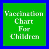Vaccination Chart For Children