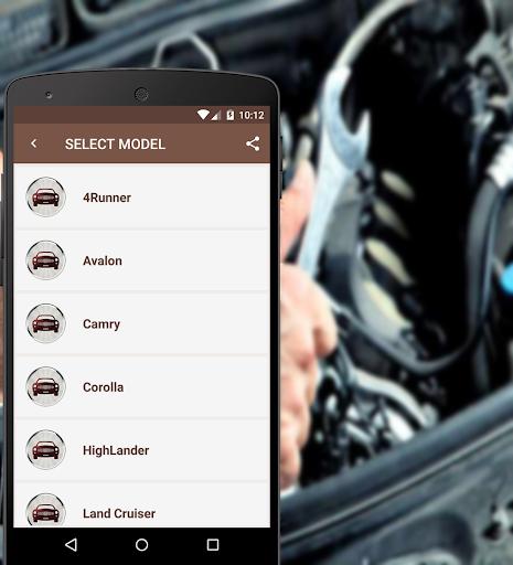Reset Oil Service Pro screenshot 12