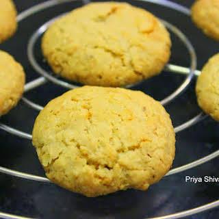 Whole Wheat Oats Cookies.