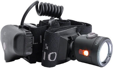 Light and Motion Vis 360 Pro Adventure Rechargeable Headlight and Taillight Set: Black alternate image 0