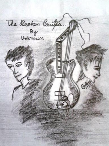 The Broken Guitar Book