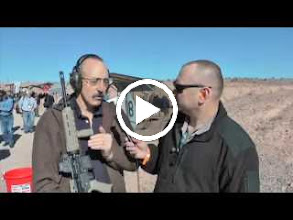 Video: Patrick Sweeney busts AR-15 myths.