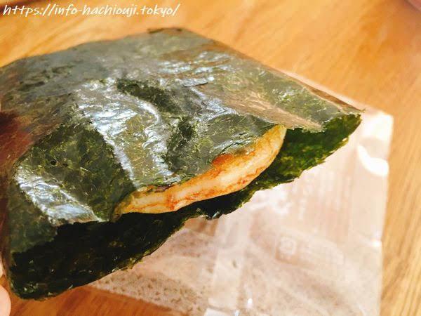 たちばな越後屋 海苔煎餅