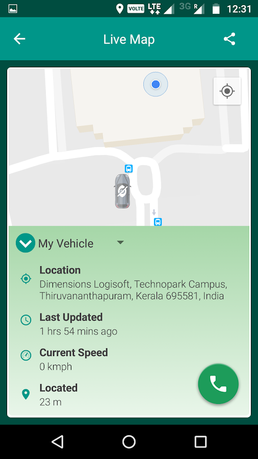 SafeDrive- screenshot