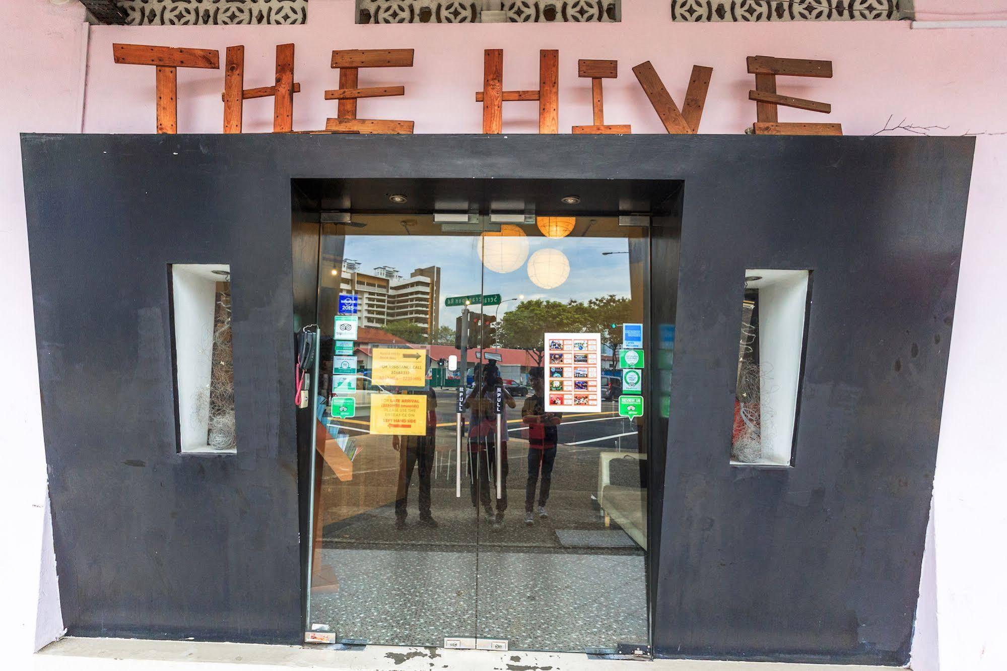 The Hive Singapore Hostel