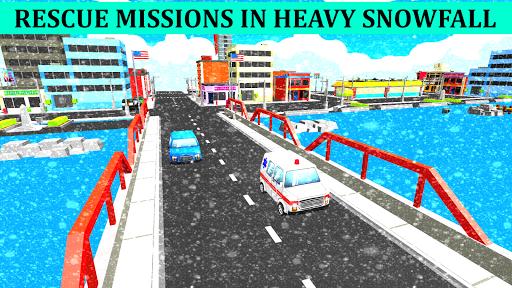 Ambulance Rescue Doctor Simulator - Hospital Games 1.2 screenshots 1