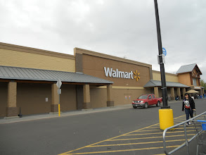 Photo: The Lancaster NE Walmart seems to be the store with everything lately so that is where we headed