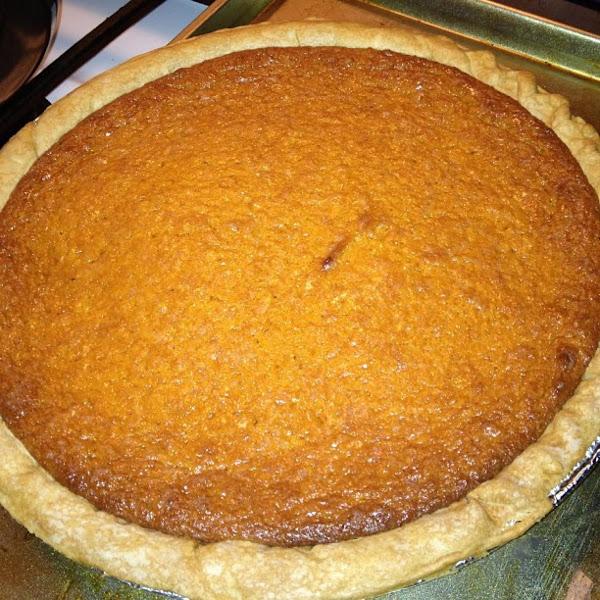 Reethy's Down Home Fluffy Sweet Potato Pie Recipe