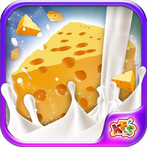 Cheese Factory – Cooking