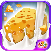 Cheese Factory – Cooking Dash