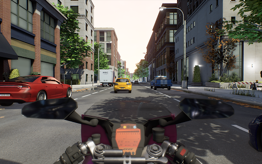 Traffic Fever-Moto 1.03.5008 screenshots 18