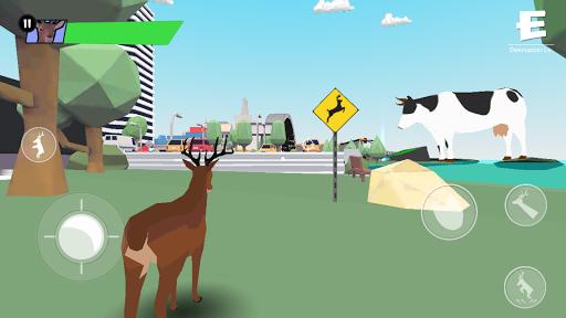 DEEEER Simulator Average Everyday Deer Game 7.0 screenshots 1