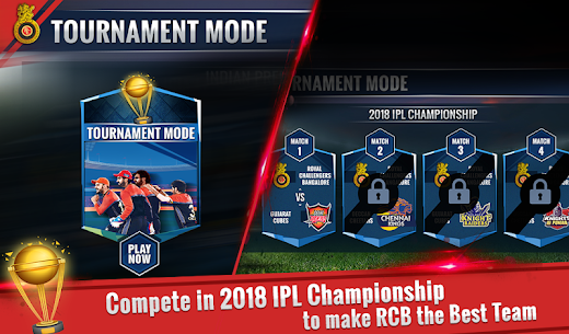 RCB Epic Cricket – The Official Game 3