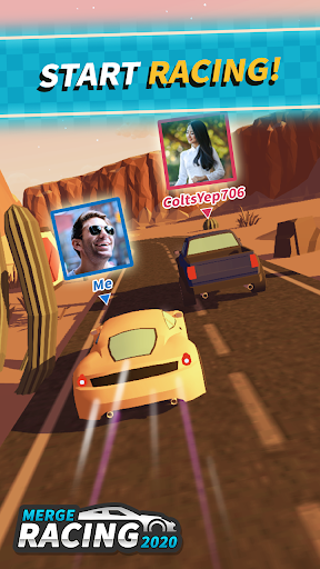 Merge Racing 2020 apktreat screenshots 2