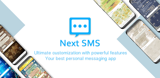 Handcent Next SMS (Best texting with MMS,stickers) - Apps on