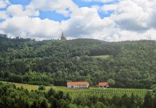 Photo: Wir starten etwas oberhalb von Pöllau.