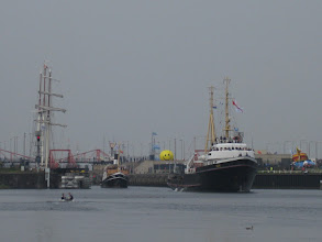 Photo: De Elbe en de Furie