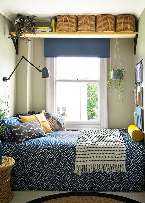 Design A High Storage In Your Bedroom