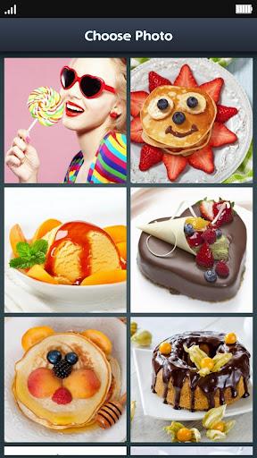 Slide Puzzle - Sweet Cakes