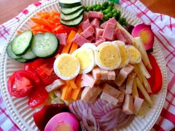 ~ Chef Salad ~ My Favorite Mix Recipe