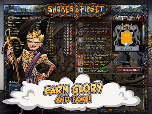 Shakes and Fidget Retro screenshot 10