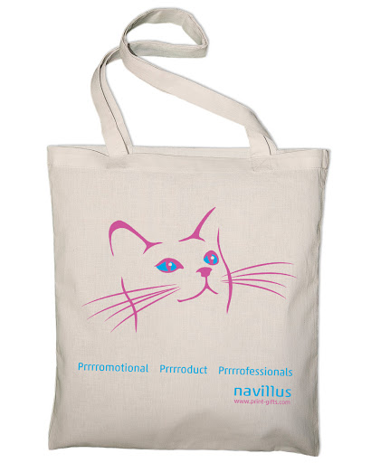 Personalised Canvas Shopping Bags