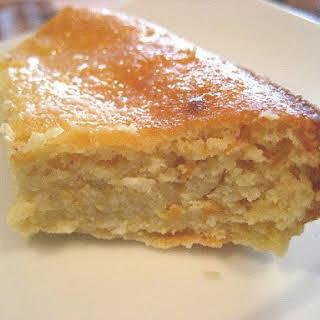 Sicilian Ricotta Cheesecake.