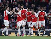 Grosse surprise du côté d'Arsenal pour la finale de FA Cup