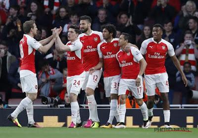 Arsenal perd un défenseur pour quelques semaines