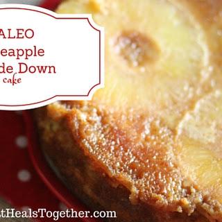 Coconut Flour Pineapple Upside Down Cake Recipes.